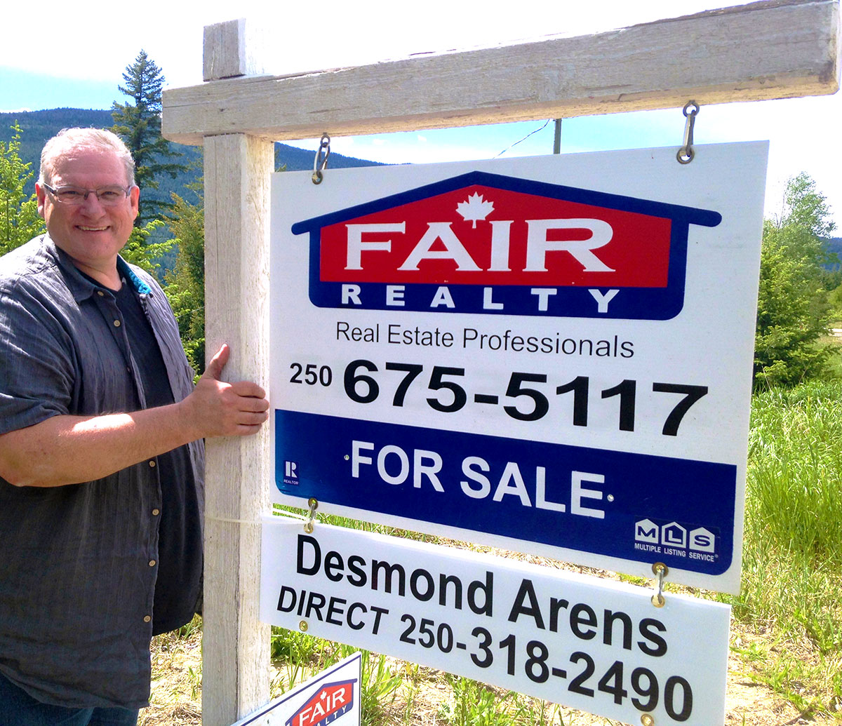 Desmond Arens Realty | Your Shuswap Realtor